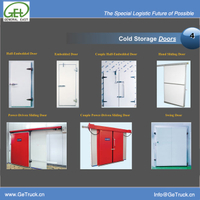 Cold Storage door System