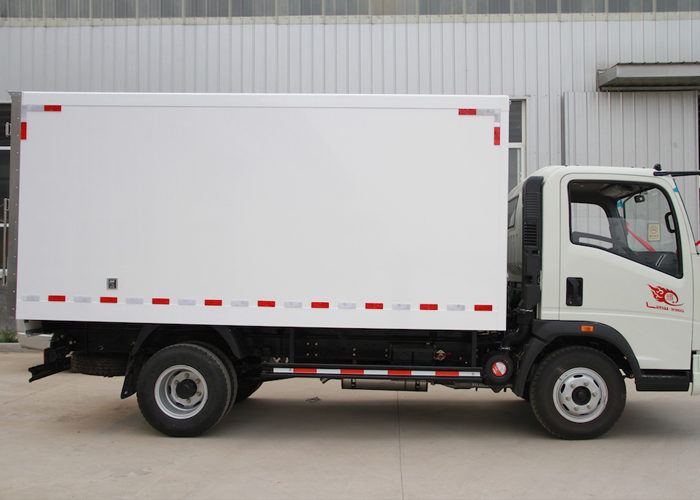 Fast Assembly XPS Insulated Sandwich Composite Panel Kits And Box with GRP Profiles,Refrigerated Truck Body