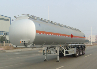 40000L Carbon Steel Tanker Semi Trailer 3 Axles for Energy Liquid for Tanzania,Refuel Carbon Steel Tanker Trailer
