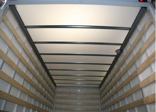 Direct GRP To Prefabricated Fame Work for Dry Freight Truck Body,Dry Freight Truck Box Or Van Trailers