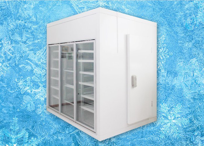 Walk In Freezer Room Galvanized Steel Plate with PU Composite sandwich panel,Cold Room