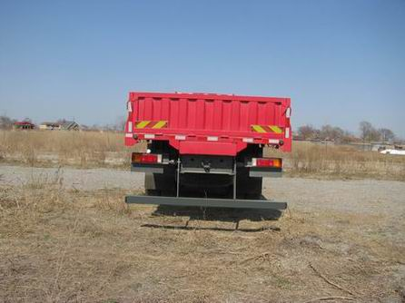 340hp Howo cargo Truck with full drive of 6*6 for 8.4m cargo box-ZZ2257N4657C1