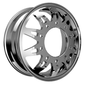 Forged aluminum wheel For Trucks_GETHT064_22.5x8.25