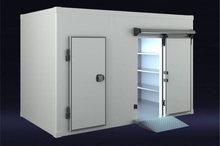 Prefabricate Commercial Cold Storage