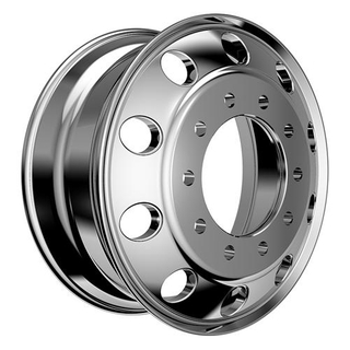 Forged aluminum wheel For Trucks_GETHT053_22.5x8.25